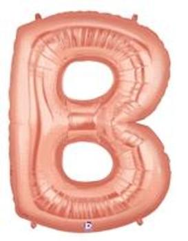 """40""""B Mega, Rose Gold B(1 count)"""