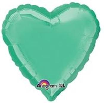 "18""A Heart Wintergreen (10 count)"