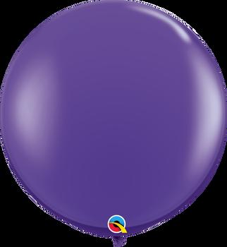 """36""""Q Violet Purple (2 count)"""