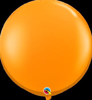 """36""""Q Mandarin Orange (2 count)"""