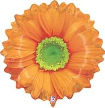 "24""B Flower Bloom Orange(1 count)"