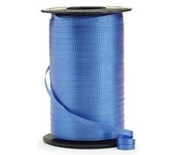 "3/16"" Curling Ribbon Blue, Royal"