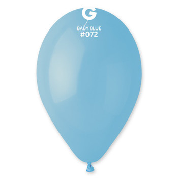 """12""""G Baby Blue #072 (50 count)"""