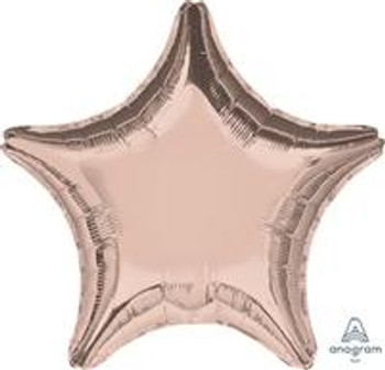 "19""A Star Rose Gold (10 count)"