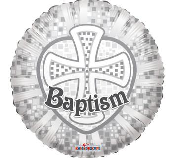 "18"" Baptism Silver"