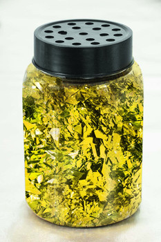 Crumb Jar 80 gram Gold(1 count)