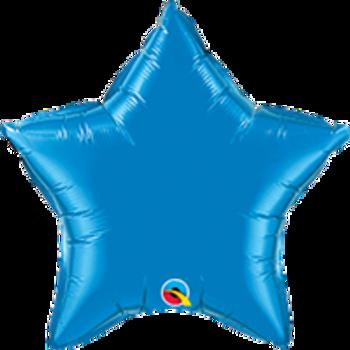 """36""""Q Star Sapphire Blue (5 count)"""