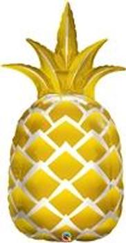 """44""""Q Pineapple, Golden (1 count)"""