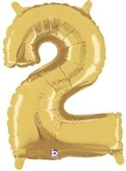 "14""B Gold 2 Pkg (1 count)"