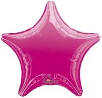 """19""""A Star Fuchsia (10 count)"""