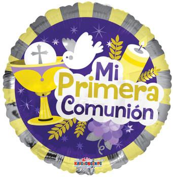 """18"""" Comunion, Mi Primera"""