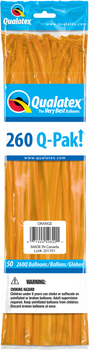 260Q Q-PAK Orange (50 count)