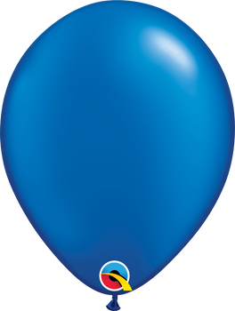 "11""Q  Pearl Sapphire Blue (100 count)"