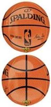 "16""A Basketball NBA Spalding Sports Orbz Pkg (5 count)"