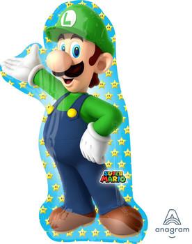 "38""A Super Mario Luigi Body (5 count)"