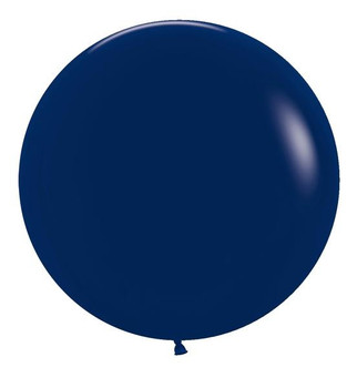"24""B Fashion Navy (10 count)"