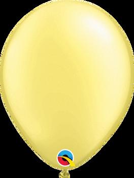 "16""Q Pearl Lemon Chiffon(50 count)"