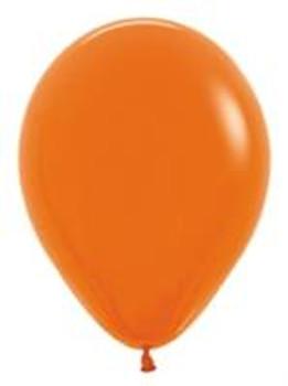 "11""B Orange Fashion (100 count)"