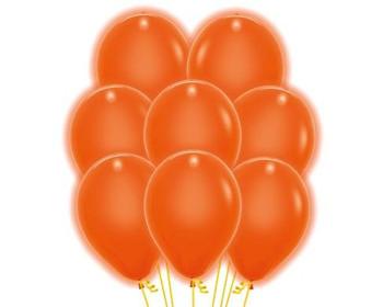 "11""B Fashion Orange (100 count)"