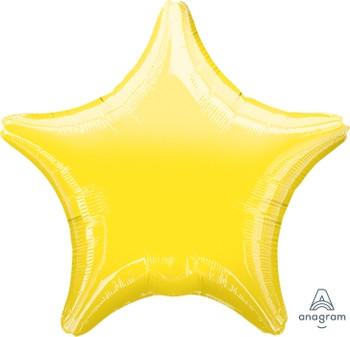 "19""A Star Yellow Bright (10 count)"