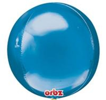 """16""""A Orbz Blue (3 count)"""