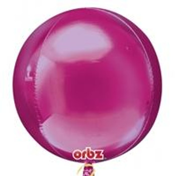 """16""""A Orbz Pink (3 count)"""