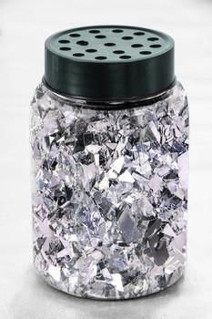 Crumb Jar 80gram Silver (1 count)