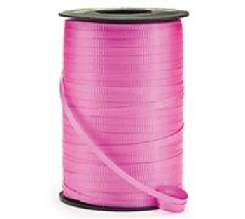 "3/16"" Curling Ribbon Cerise"