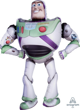 "62""A Walker Buzz Lightyear Toy Story(1 count)"