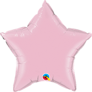"36""Q Star Pearl Pink (5 count)"