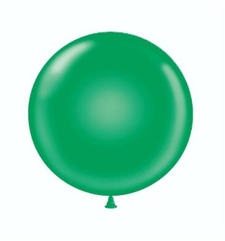 "17""T Green (50 count)"