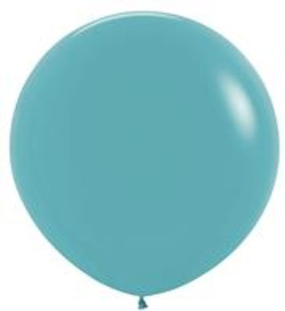 """36""""B Deluxe Turquoise Blue (2 count)"""