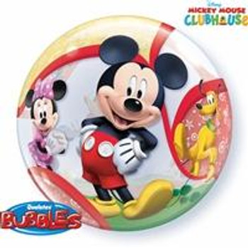 "22""Q Bubble, Mickey Mouse and Friends(1 count)"