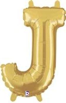 """14""""B Gold J Pkg (1 count)"""
