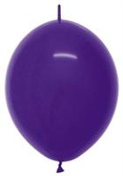 """6""""B Linko loon Violet(50 count)"""