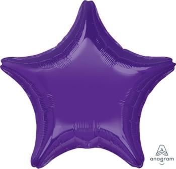 "19""A Star Quartz Purple (10 count)"