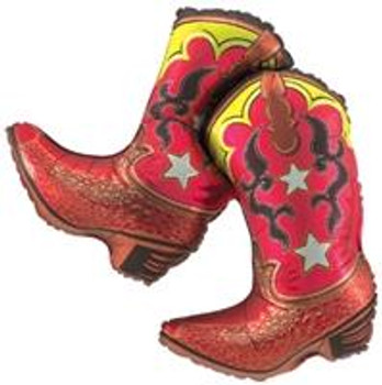 """36""""B Boots Dancing (5 count)"""