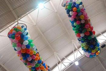 Balloon Drop Net Boss 500