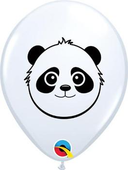 "5""Q Panda Head Print (100 count)"