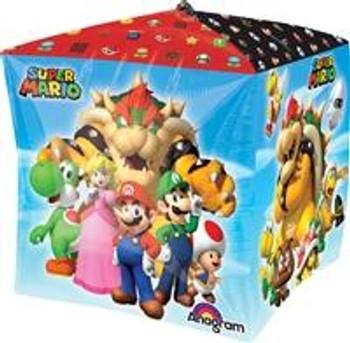 """15""""A Cubez, Super Mario(1 count)"""
