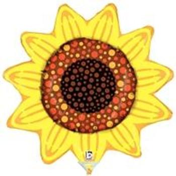 "14""B Sun Flower (10 count)"