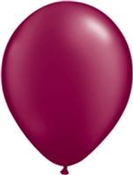 "5""Q Pearl Burgundy (100 count)"