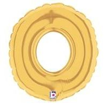 "7""B Mega, Gold #0 (5 count)"