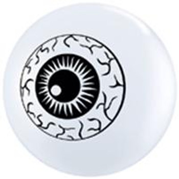 "5""Q Eyeballs, Bloodshot Print (100 count)"