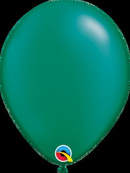 "11""Q Pearl Emerald Green (100 count)"