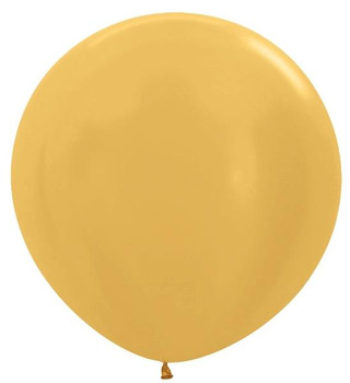 "36""B Gold Metallic (2 count)"