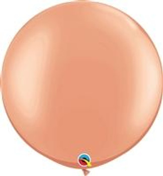 "30""Q Metallic Rose Gold (2 count)"