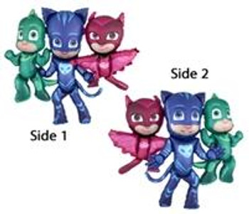 "50""A Walker PJ Mask(1 count)"