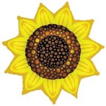 "42""B Sunflower (1 count)"