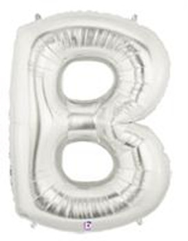 "7""B Silver B (5 count)"